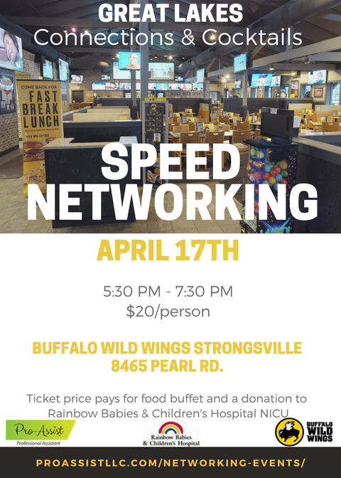 Strongsville Speed Networking